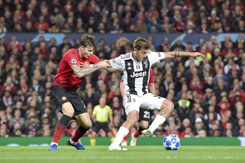 Manchester United vs Juventus 0-1 Champions League 2018-19