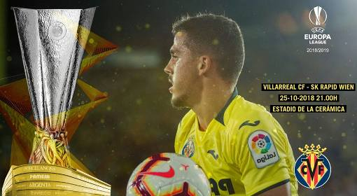 Villarreal vs Rapid Viena