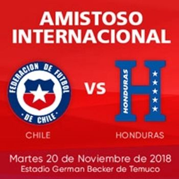 Chile vs Honduras