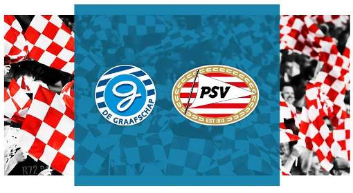 De Graafschap vs PSV
