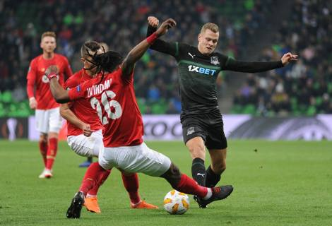 Krasnodar vs Standard Lieja 2-1 Europa League 2018-19