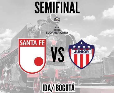 Santa Fe vs Junior