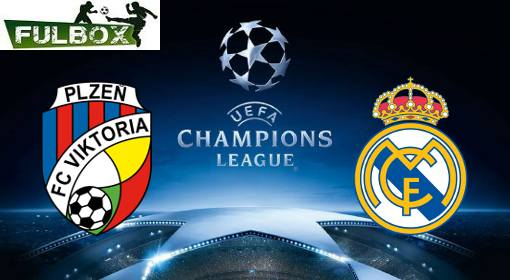 Viktoria Plzen vs Real Madrid