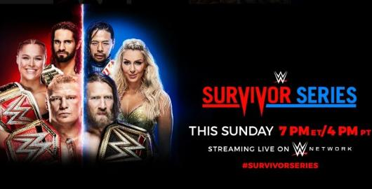 WWE Survivor Series EN VIVO
