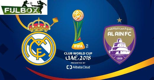 Real Madrid vs Al Ain