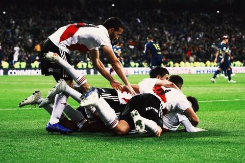 River Plate vs Boca Juniors 3-1 Final Copa Libertadores 2018