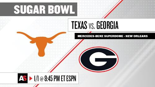 Texas vs Georgia