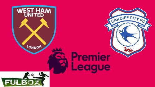 West Ham vs Cardiff