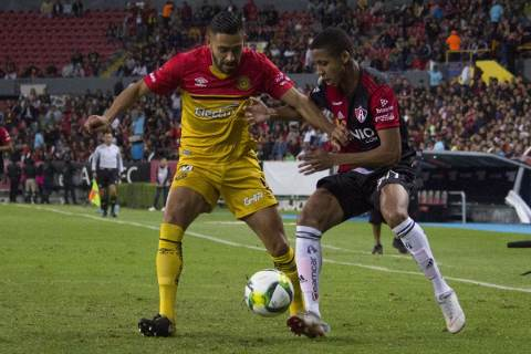 Atlas vs Leones Negros 1-2 Copa MX Clausura 2019