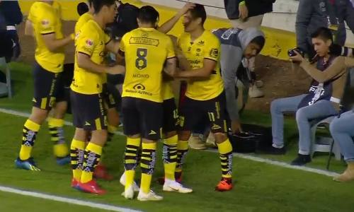 Morelia vs Correcaminos 3-1 Copa MX Clausura 2019