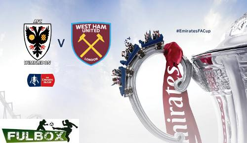 Wimbledon vs West Ham