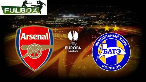 Arsenal vs BATE Borisov EN VIVO Hora, Canal, Dónde ver Europa League 2018-2019