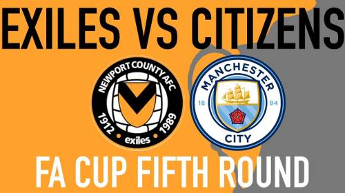 Newport vs Manchester City