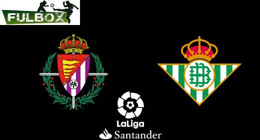 Valladolid vs Betis