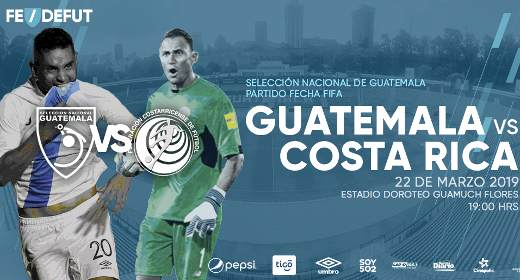 Guatemala vs Costa Rica