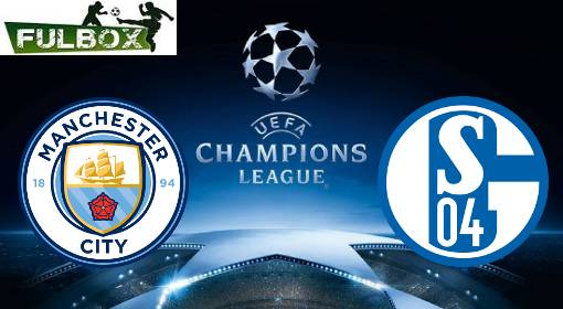 Manchester City vs Schalke