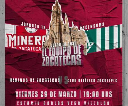 Mineros vs Zacatepec