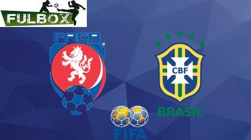 República Checa vs Brasil EN VIVO Hora, Canal, Dónde ver Amistoso Fecha FIFA Marzo 2019