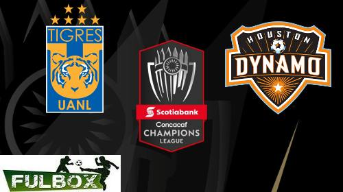 Tigres vs Houston Dynamo