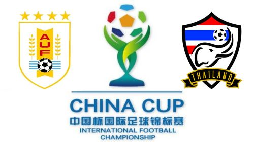 Uruguay vs Tailandia EN VIVO Hora, Canal, Dónde ver Final China Cup 2019