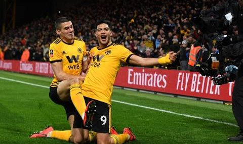 [Vídeo] Repetición Gol de Raúl Jiménez Burnley vs Wolves 0-1 Premier League 2019-2020