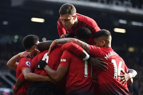 Manchester United vs West Ham 2-1 Premier League 2018-2019