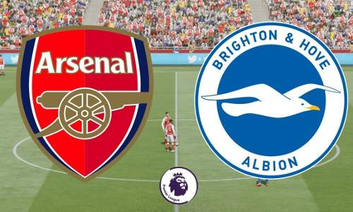 Arsenal vs Brighton