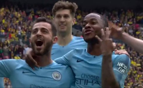 Campeón Manchester City vs Watford 6-0 Final FA Cup 2018-19