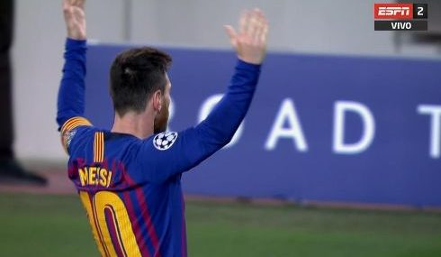 [Vídeo] Repetición Gol de Penal Leo Messi Barcelona vs Ferencváros 1-0 Champions League 2020-21