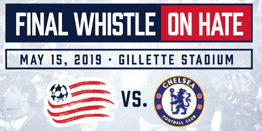 New England vs Chelsea