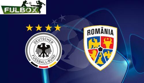 Alemania vs Rumania