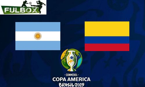 Argentina vs Colombia