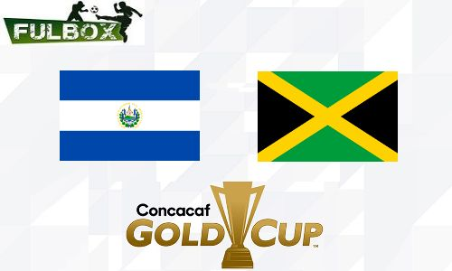 El Salvador vs Jamaica