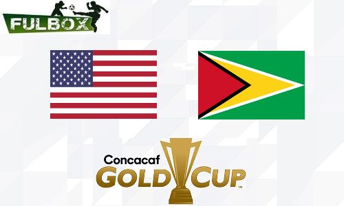 Estados Unidos vs Guyana
