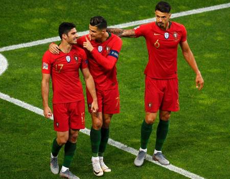 Portugal vs Holanda 1-0 Final Liga de Naciones UEFA 2019