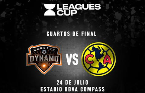 América vs Houston Dynamo