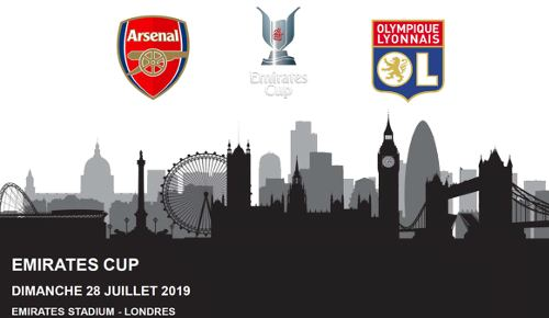 Arsenal vs Lyon