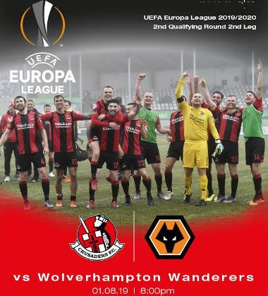 Crusaders vs Wolves