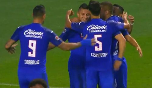 Cruz Azul vs Chicago Fire 2-0 Leagues Cup 2019