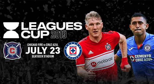 Cruz Azul vs Chicago Fire EN VIVO Hora, Canal, Dónde ver Leagues Cup 2019