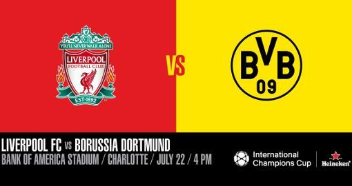 Image Result For Borussia Dortmund Vs Liverpool En Vivo Partido Amistoso