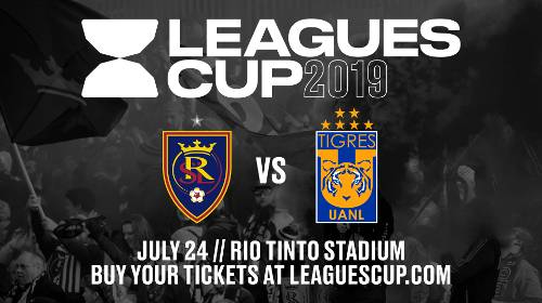 Tigres vs Real Salt Lake