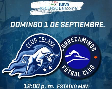 Celaya vs Correcaminos
