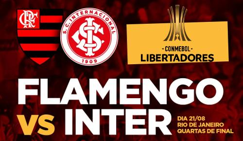 Flamengo vs Internacional
