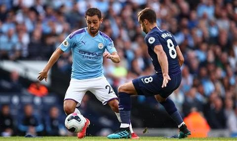[Vídeo] Resultado, Resumen y Goles Manchester City vs Tottenham 2-2 Premier League 2019-2020