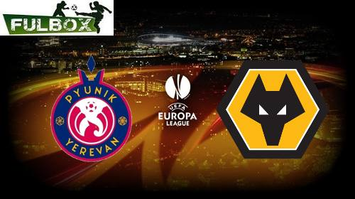 Pyunik vs Wolves
