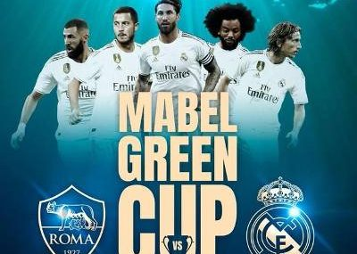 Image Result For Real Madrid Vs Roma Donde Ver