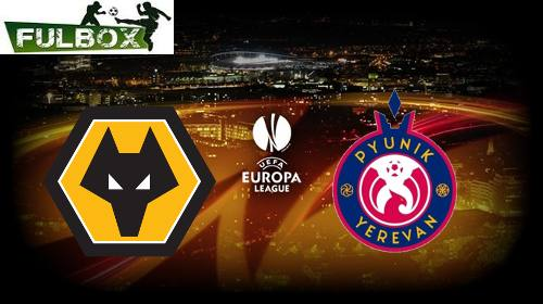 Wolves vs Pyunik