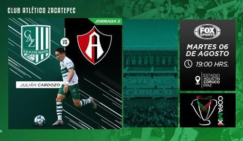 Zacatepec vs Atlas