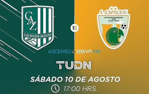 Zacatepec vs Loros